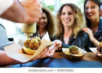 Festival dello Street Food: tappa a piazzale della Radio